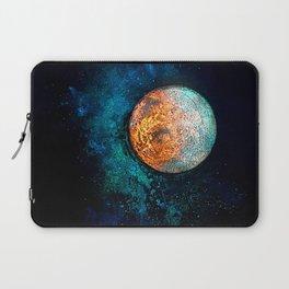 Mars and Luna Laptop Sleeve