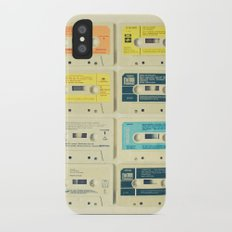 All Tomorrow's Parties iPhone X Slim Case