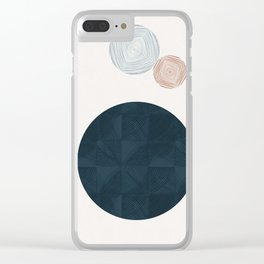 Orbits 2 Clear iPhone Case