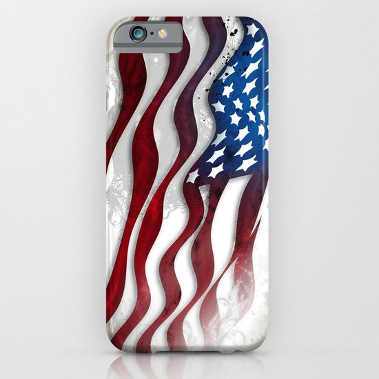 Old Glory...long may she wave iPhone & iPod Case