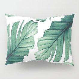 Tropical Banana Leaves Dream #3 #foliage #decor #art #society6 Pillow Sham