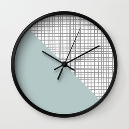 NANI Green Wall Clock