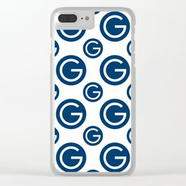 Guldencoin - Crypto Fashion Art (Large) Clear iPhone Case
