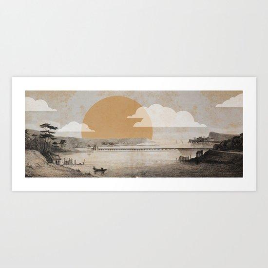 Good Morning Ireland Art Print