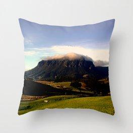Mt.Roland - Tasmania Throw Pillow