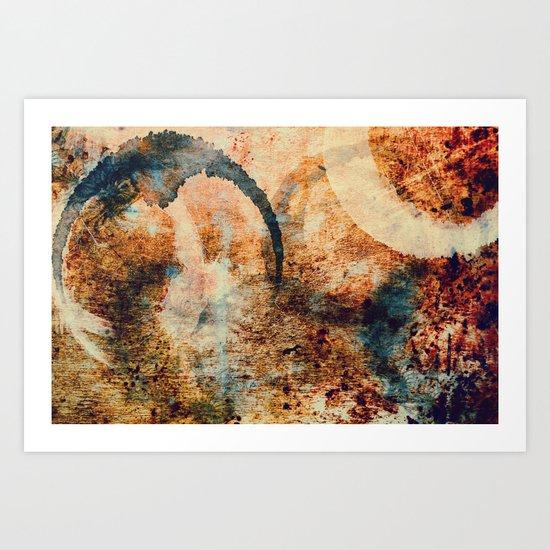 Ovarium Art Print