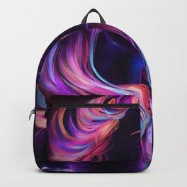 Blacklight Babe Backpack