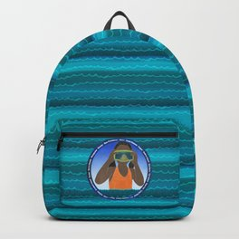 Island Girl Backpack