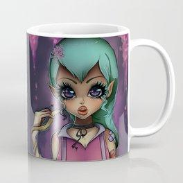 Hiss Coffee Mug