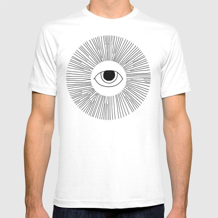 shining eye T-shirt