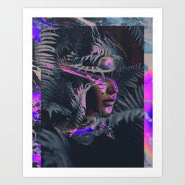 Nesa Art Print