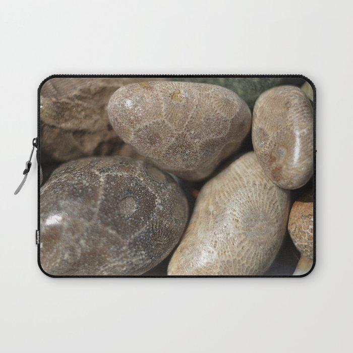 Petoskey Stones Laptop Sleeve