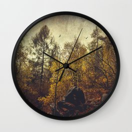 Find your place Wall Clock
