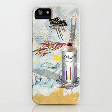 Sprayed Slim Case iPhone (5, 5s)