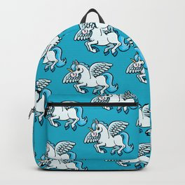 unicorn with wings Backpack