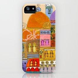 Venezia cityscape iPhone Case