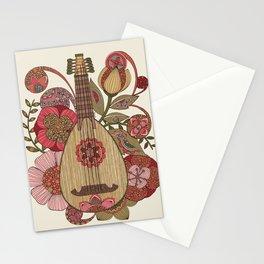 Ever Mandolin  Stationery Cards