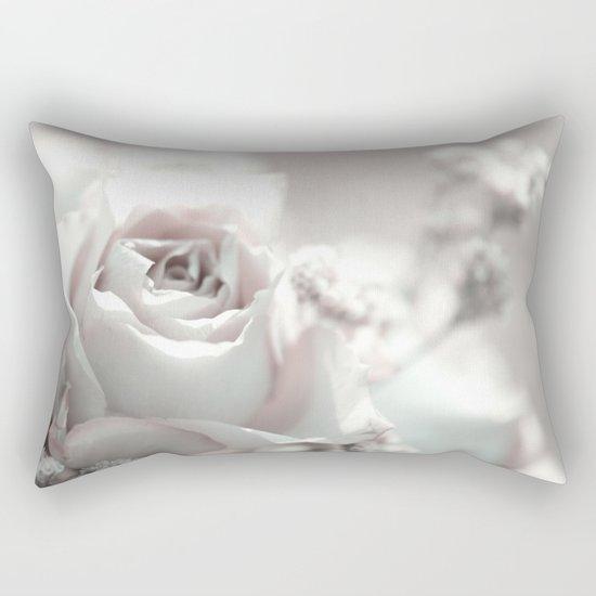 Bunch of roses- Pastel Rectangular Pillow