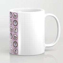 Masquerade cameo girls Coffee Mug
