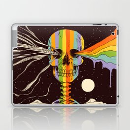 Dark Side of Existence Laptop & iPad Skin