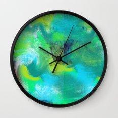 Abstrait Wall Clock