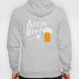 Accio Beer Shirt St. Patricks Day                                          Movie Lover Drinking Gift Hoody