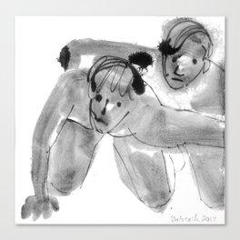 Armbar Canvas Print