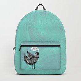 Hello Bird Backpack