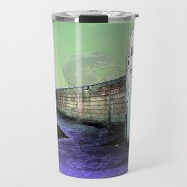 Las Lagunas-01 Travel Mug