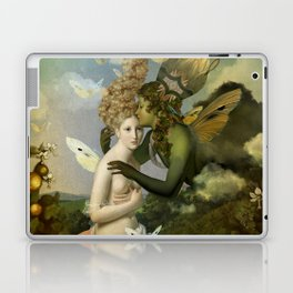 """""""The body, the soul and the garden of love"""" Laptop & iPad Skin"""