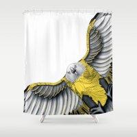 pride Shower Curtains featuring Pride by Schwebewesen • Romina Lutz