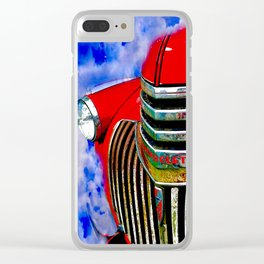CHEVROLETS DO GO TO HEAVEN Clear iPhone Case