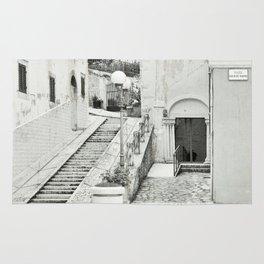 Old Italian city Rug