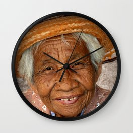 84 Years Young. Wall Clock