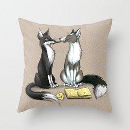 2012 Throw Pillow