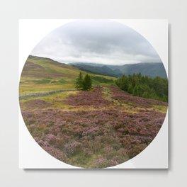Keswick Lake District Metal Print