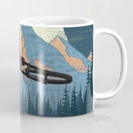 MTB Trick Coffee Mug