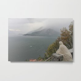 A Ghost View Metal Print