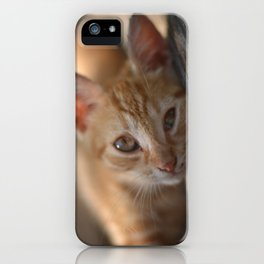 Idleness iPhone Case