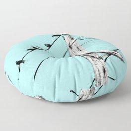 Brooke Figer - Assimilate Floor Pillow