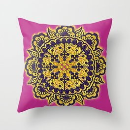 Sitala Throw Pillow