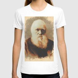 Charles Darwin, Scientist T-shirt