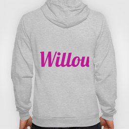 Willow Hoody