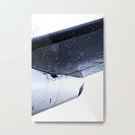 I travel Metal Print