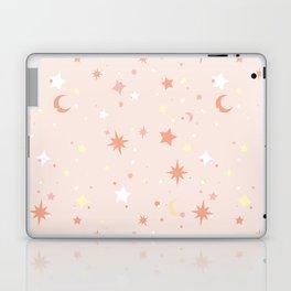 Twinkle Twinkle - Peach Laptop & iPad Skin