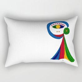 Picaesk #01 Rectangular Pillow