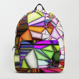 Stained Glass II Backpack