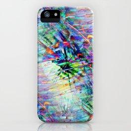 Color Crash iPhone Case