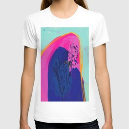 The Mountain Of Color T-shirt