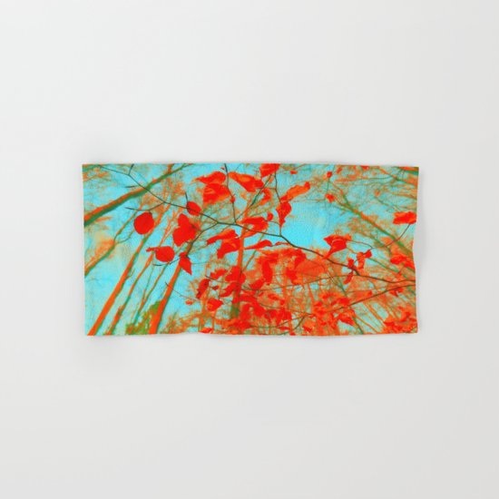 nature abstract 99999 Hand & Bath Towel